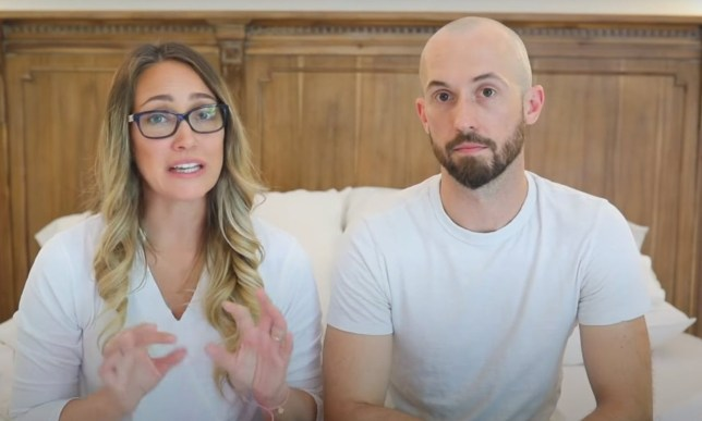 8363197 YouTuber Myka Stauffer under fire for 'rehoming' her adopted autistic four-year-old son https://www.youtube.com/watch?v=ozthKDdSMZQ&t=7s