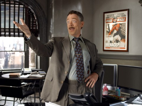 JK Simmons signed on for a few Marvel movies so we better keep our eyes peeled