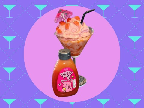 How to make the Percy Pig cocktail that's sweeping the internet