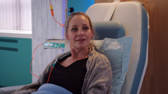 Essie in Holby City