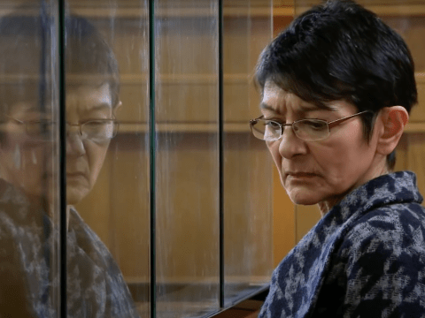 Coronation Street spoilers: Boss reveals hope for jailed Yasmeen Nazir after Geoff Metcalfe stabbing