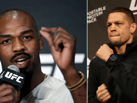 UFC star Jon Jones fires back at Nate Diaz over apparent steroids dig before deleting tweet