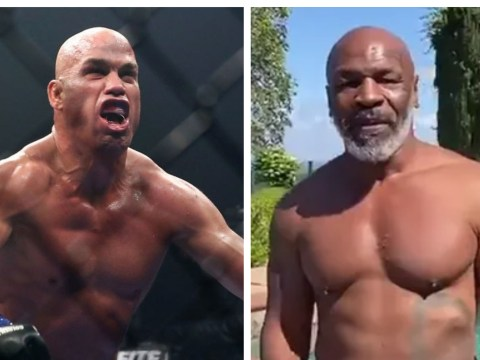 Mike Tyson open to fighting former UFC champion Tito Ortiz after call out