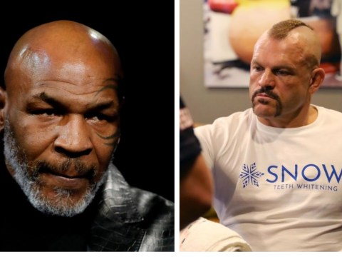 UFC  legend Chuck Liddell offers Mike Tyson advice on potential comeback