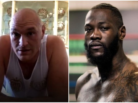 Tyson Fury responds to Deontay Wilder 'demanding $10 million to step aside' to set up Anthony Joshua fight