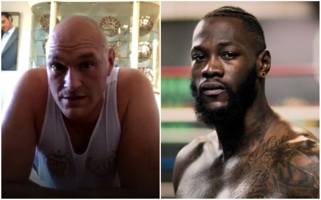 Tyson Fury is refusing to pay any money to get Deontay Wilder out of the picture