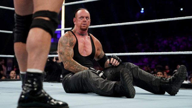 WWE legend The Undertaker faces Goldberg at Super Showdown 2019