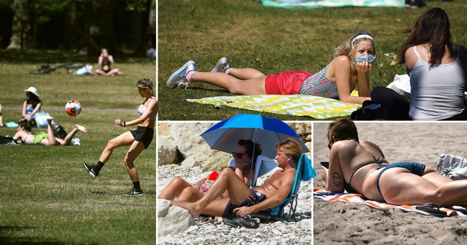 Tomorrow set to be hottest day of the year