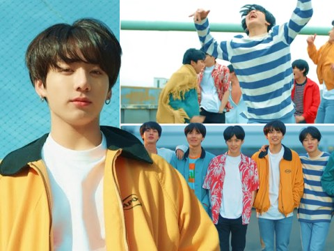 BTS's Jungkook isn't slowing down on world domination as Euphoria breaks Billboard world chart record