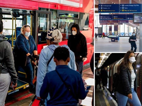 Government announces £283,000,000 funding package to make public transport safe