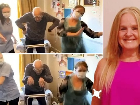 Care worker who danced with 102-year-old in TikTok video found dead at home
