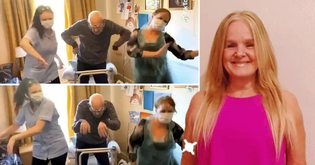 Care worker who starred in TikTok video with 102-year-old found dead at home