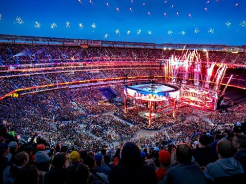 WWE Raw: 'Live crowds returning' for first time in months with NXT wrestlers filling audience