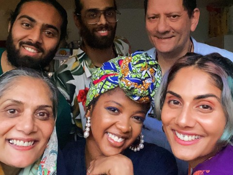 Muslims Who Fast: An artist sends out Ramadan care packages with her multicultural family