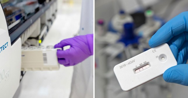 Antibody tests will determine what percentage of the population is immune to coronavirus in order to determine how soon lockdown restrictions can be lifted