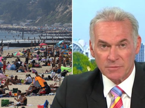 Dr Hilary Jones slams beach-loving Brits for 'making a mockery' of covid-19 crisis by ignoring social distancing rules