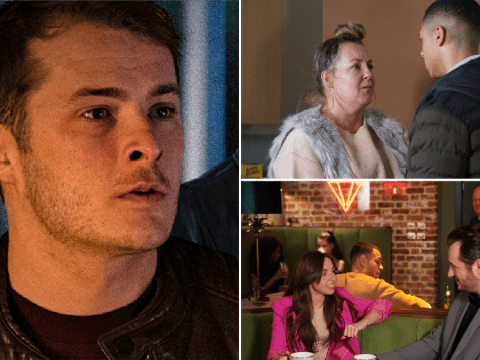 EastEnders spoilers: 26 new images reveal Ben death danger, Karen and Keegan exit drama and shock passion