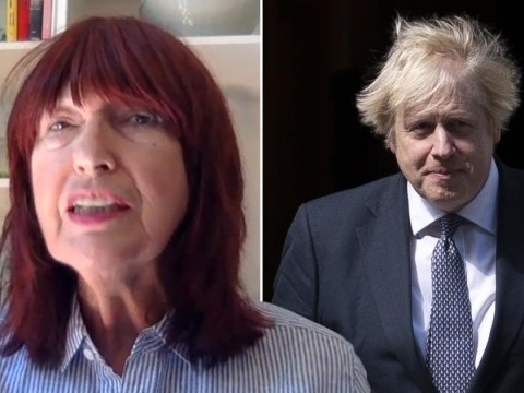 'Get stuffed!' Janet Street-Porter attacks 'chronically obese' Boris Johnson over plans to get the UK fit in lockdown