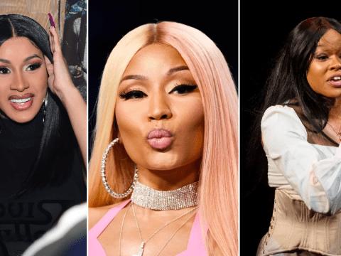 Azealia Banks claims Nicki Minaj was always 'jealous' of Cardi B as she drags Doja Cat collaboration