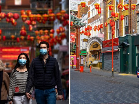 UK Chinatowns 'in danger of closing' as they struggle to cope amid pandemic