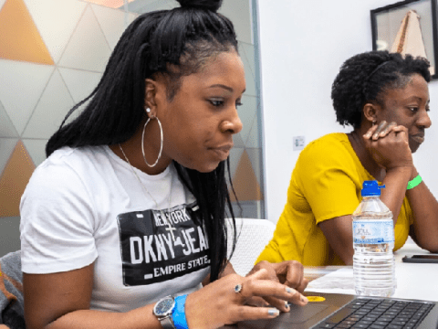 'Coding Bootcamp' offers six months of free training for black women
