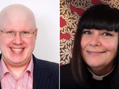 Dawn French rivals Matt Lucas with Cornish version of Baked Potato song