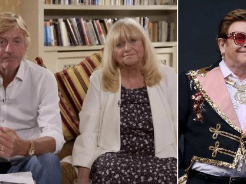 Richard Madeley forgets ever interviewing icon Elton John in epic on-air blunder leaving Judy fuming
