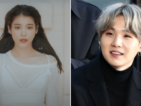 BTS star Suga's collab with IU eight drops and it's on repeat