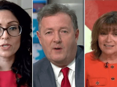 Priti Patel grilled on Good Morning Britain but not by Piers Morgan as ministers continue 'boycott'