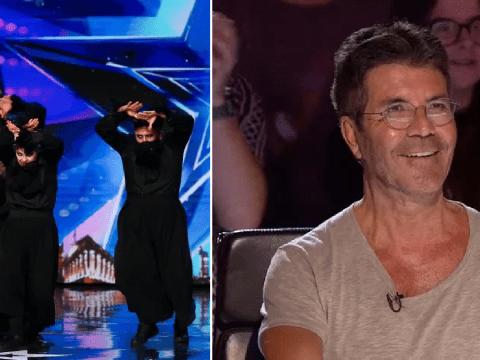Britain's Got Talent: Simon Cowell likens terrifying vampire dance act to his son Eric