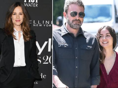 Jennifer Garner 'happy' for ex-husband Ben Affleck as he finds love with Ana de Armas