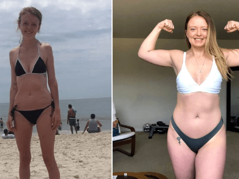 Student, 19, developed anorexia after 'toxic' ex told her he was into thigh gaps