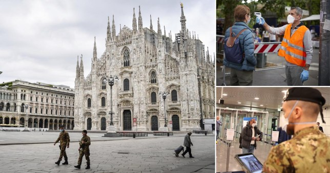 Italy will lift travel restrictions from June, meaning visitors from abroad can enter without having to self-isolate