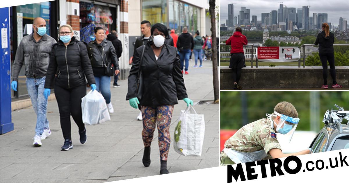 British government reports 315 more coronavirus deaths