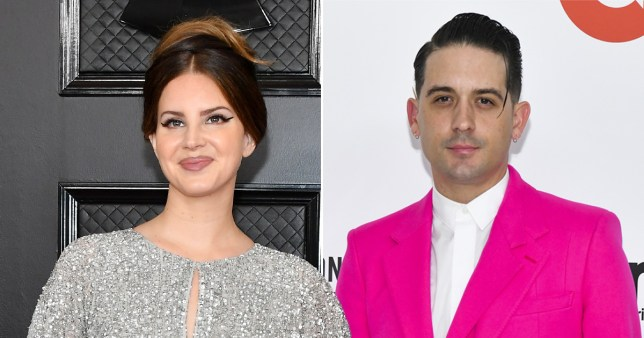 lana del rey and g-eazy used to date