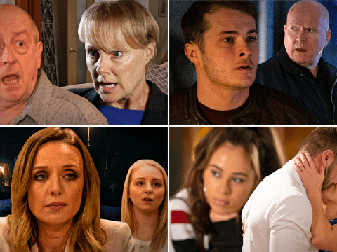 18 soap spoilers: Corrie Geoff exposed, EastEnders exit, Emmerdale betrayal and Hollyoaks wedding drama