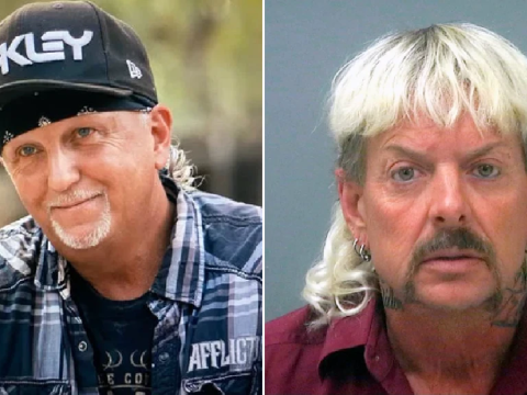 Tiger King's Jeff Lowe 'files a fresh lawsuit against Joe Exotic' as they clash over zoo