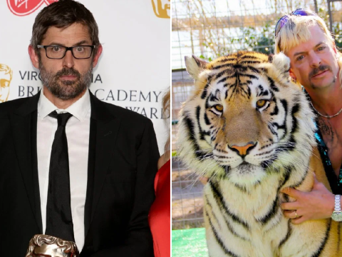 Louis Theroux admitted he actually liked Tiger King star Joe Exotic while filming documentary