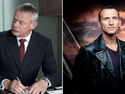 Martin Clunes could have played the Ninth Doctor according to former showrunner Russell T Davies