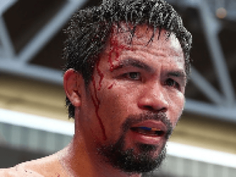 Manny Pacquiao hits back at Floyd Mayweather over 'old man' taunt