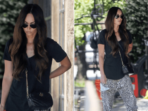 Megan Fox looks relaxed as she's spotted for the first time since Brian Austin Green split