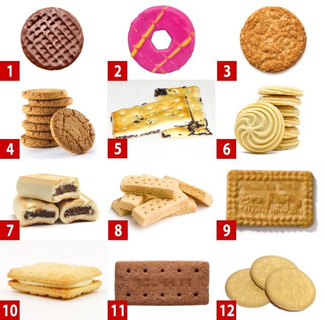 Biscuit comp
