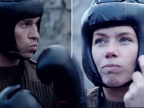 Celebrity SAS Who Dares Wins: Joey Essex and Nikki Sanderson clash during difficult task