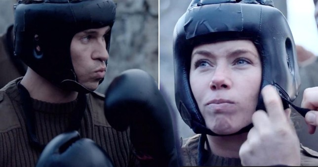 SAS Who Dares wins Joey and Nikki clash