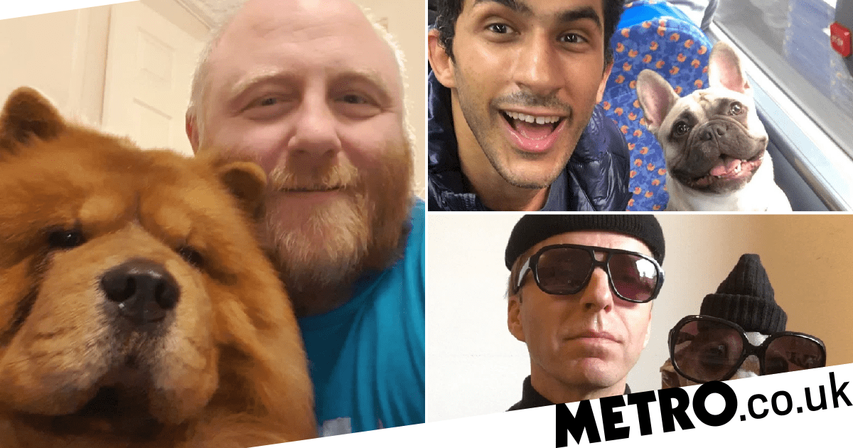 Meet the people who look just like their pets