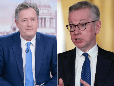 Piers Morgan hits out as Michael Gove defends Dominic Cummings on BBC Breakfast: 'This is a demonstrable lie'