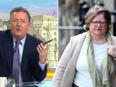 Piers Morgan accuses minister of lying over number of tests being carried out