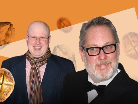 Vic Reeves had no idea Shooting Star co-star Matt Lucas' Thank You Baked Potato song even hit the charts