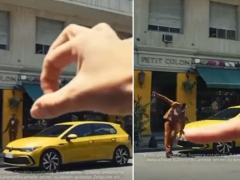 What is the meaning of 'Petit Colon' as Volkswagen ad is pulled for being racist?