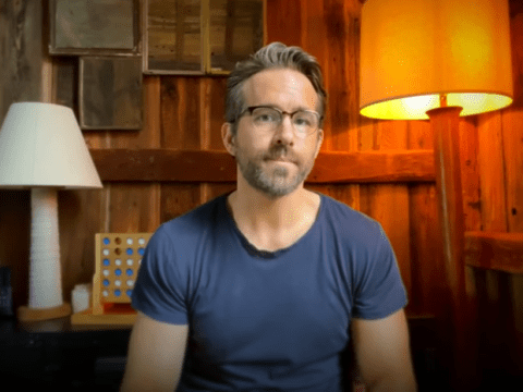 Ryan Reynolds gives every graduate from his old school a free pizza after avoiding 'd*** jokes' in speech